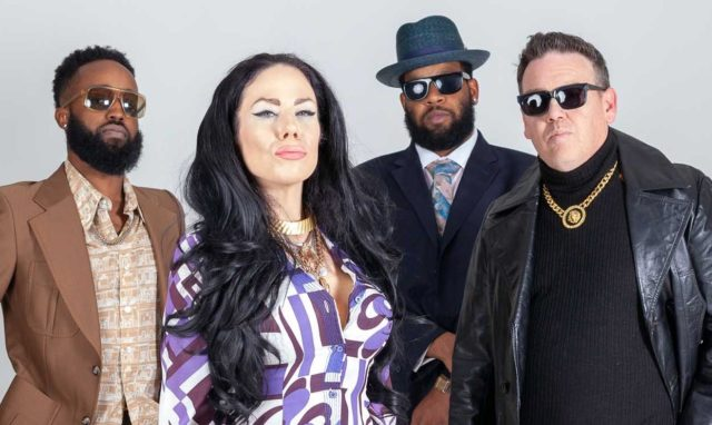 Laura Rain And The Caesars Bring Blues And Motown To Boise