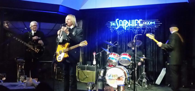 Toys For Tots 2018 With Gerry And The Dreambenders At The